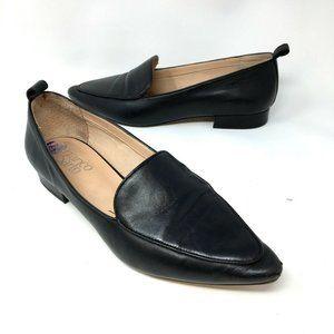 Franco Sarto Studio Pointed Toe Leather Loafer 8.5